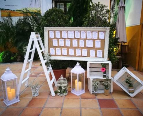 seating plan boda