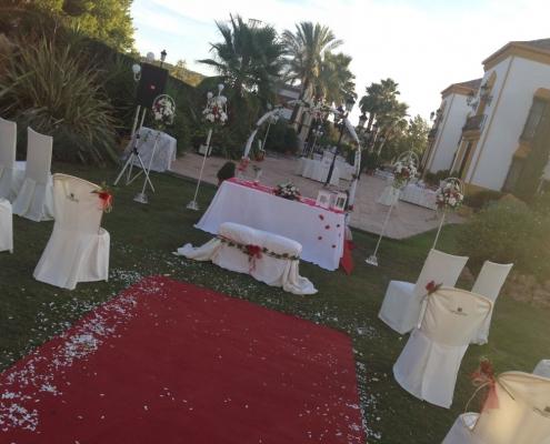 boda civiles